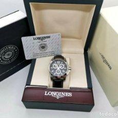 Relojes - Longines: MEN'S LONGINES CONQUEST CHRONOGRAPH L3.660.4 - 41MM SWISS QUARTZ WATCH *1020€*. Lote 246590360