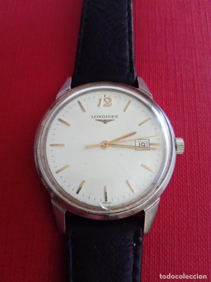 RELOJ LONGINES DE CUARZO (CAJA NO ORIGINAL) (Relojes - Relojes Actuales - Longines)