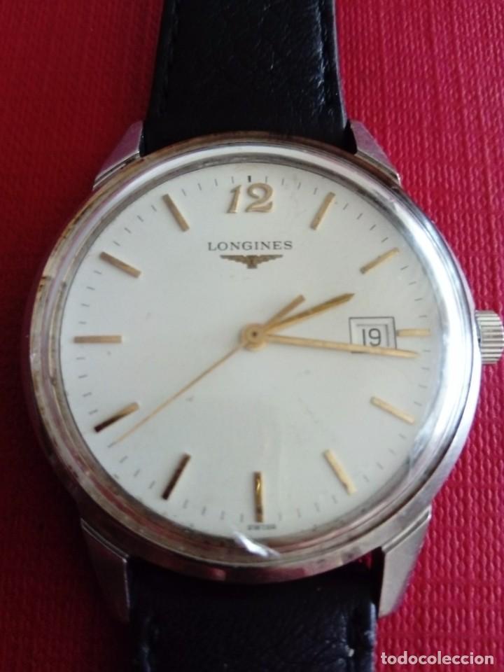 Relojes - Longines: Reloj Longines de cuarzo (Caja no original) - Foto 2 - 247613015
