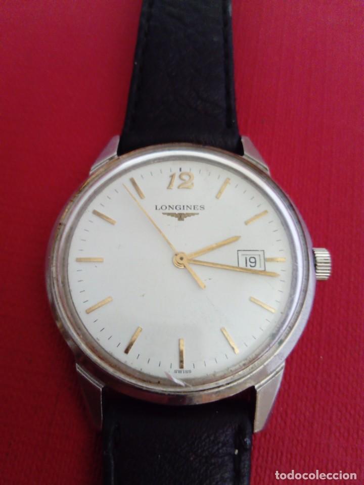Relojes - Longines: Reloj Longines de cuarzo (Caja no original) - Foto 3 - 247613015