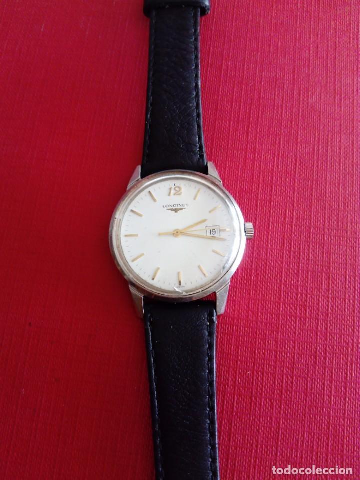 Relojes - Longines: Reloj Longines de cuarzo (Caja no original) - Foto 4 - 247613015