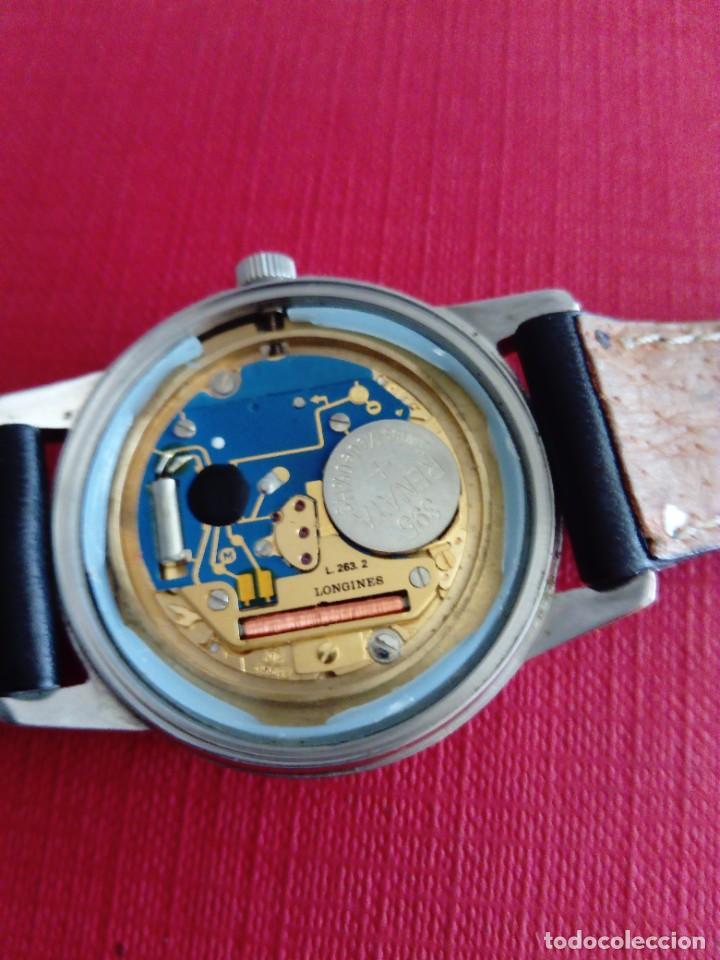 Relojes - Longines: Reloj Longines de cuarzo (Caja no original) - Foto 7 - 247613015