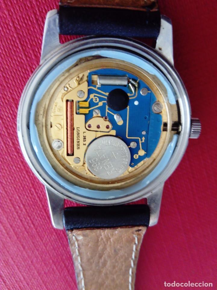 Relojes - Longines: Reloj Longines de cuarzo (Caja no original) - Foto 8 - 247613015