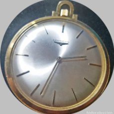 Relojes - Longines: RELOJ LONGINES ORO MACIZO.. Lote 249050585