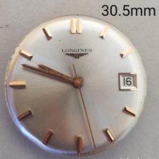 Relojes - Longines: LONGINES CALIBRE 285 CON ESFERA Y AGUJAS FUNCIONANDO MANUFACTURA. Lote 254687110