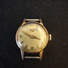 Relojes - Longines: RELOJ LONGINES ORO MUJER. Lote 265201844