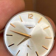 Relógios - Longines: MAQUINARIA, MOVIMIENTO LONGINES 23Z CARGA MANUAL CON ESFERA PERFECTA. Lote 268962684