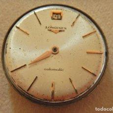 Relojes - Longines: MOVIMIENTO Y ESFERA LONGINES. Lote 269226093