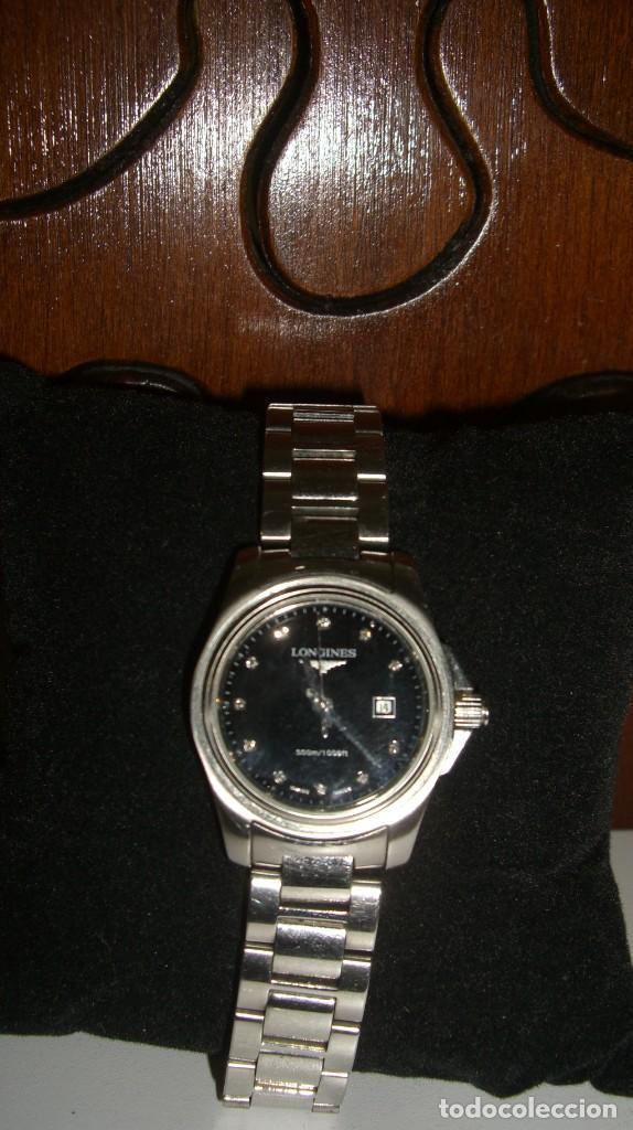 Relojes - Longines: RELOJ LONGINES CONQUEST DE ACERO - Foto 2 - 272124218