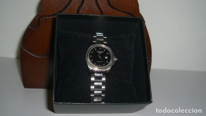 Relojes - Longines: RELOJ LONGINES CONQUEST DE ACERO - Foto 3 - 272124218