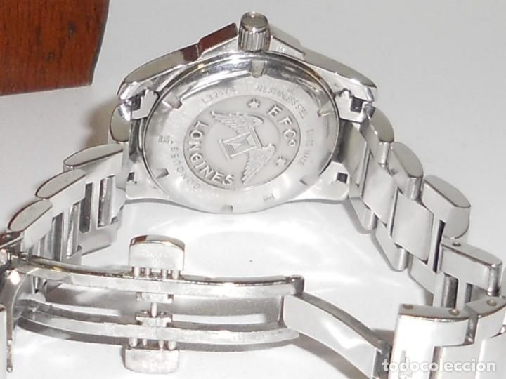 Relojes - Longines: RELOJ LONGINES CONQUEST DE ACERO - Foto 9 - 272124218