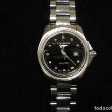 Relojes - Longines: RELOJ LONGINES CONQUEST DE ACERO. Lote 272124218