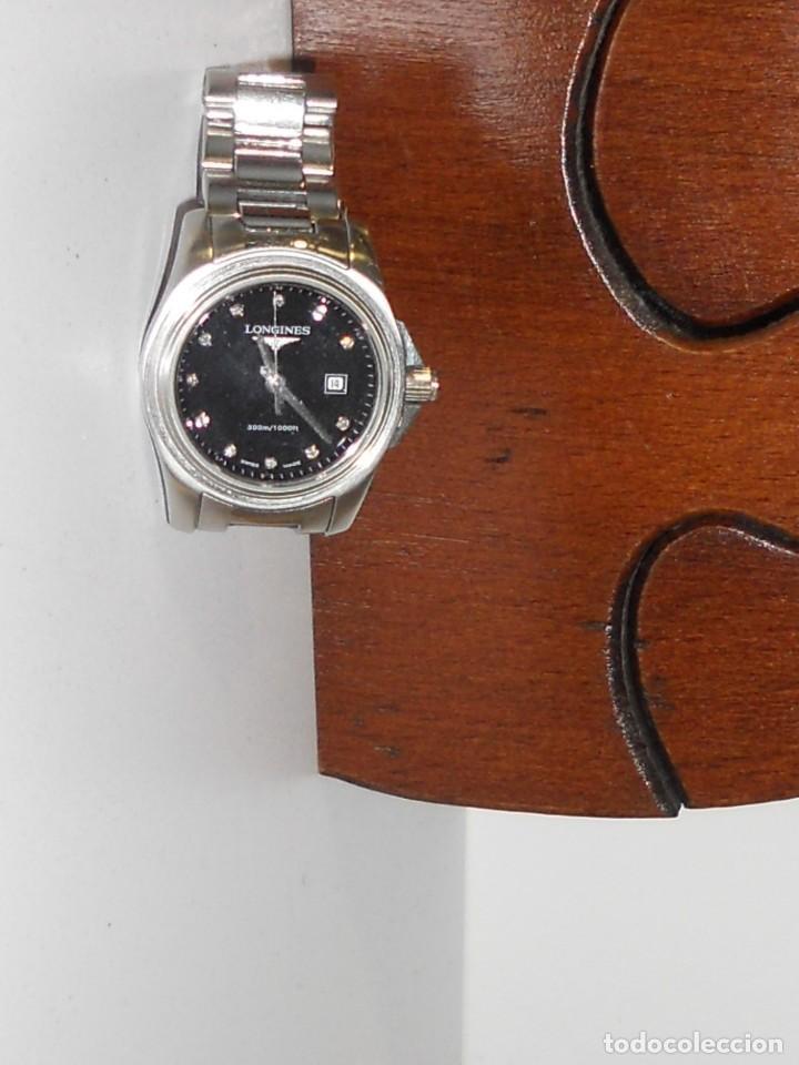 Relojes - Longines: RELOJ LONGINES CONQUEST DE ACERO - Foto 12 - 272124218