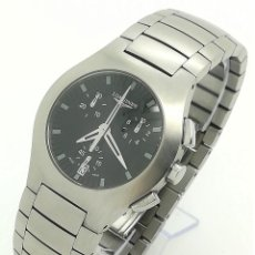 Relojes - Longines: RELOJ DE CUARZO LONGINES OPOSITION CHRONO 32MM DE MUJER L3.118.4 DE SEGUNDA MANO. Lote 274255653