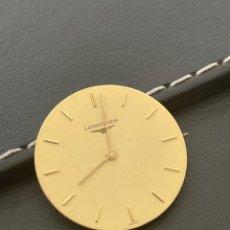 Relojes - Longines: MOVIMIENTO RELOJ LONGINES L 150.4 EN ESTADO DE MARCHA.. Lote 274346468