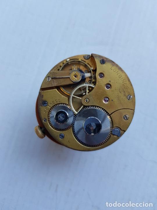 Relojes - Longines: LONGINES CALIBRE 19.75 CALIBRE + ESFERA CORONA A LAS 3 43MM - Foto 6 - 276249208