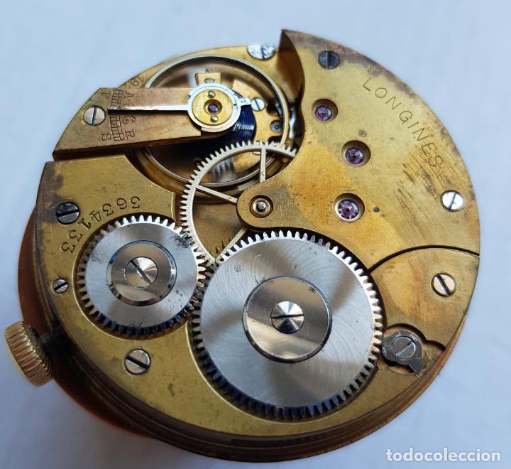Relojes - Longines: LONGINES CALIBRE 19.75 CALIBRE + ESFERA CORONA A LAS 3 43MM - Foto 4 - 276249208