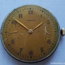 Relojes - Longines: LONGINES CALIBRE 19.75 CALIBRE + ESFERA CORONA A LAS 3 43MM. Lote 276249208
