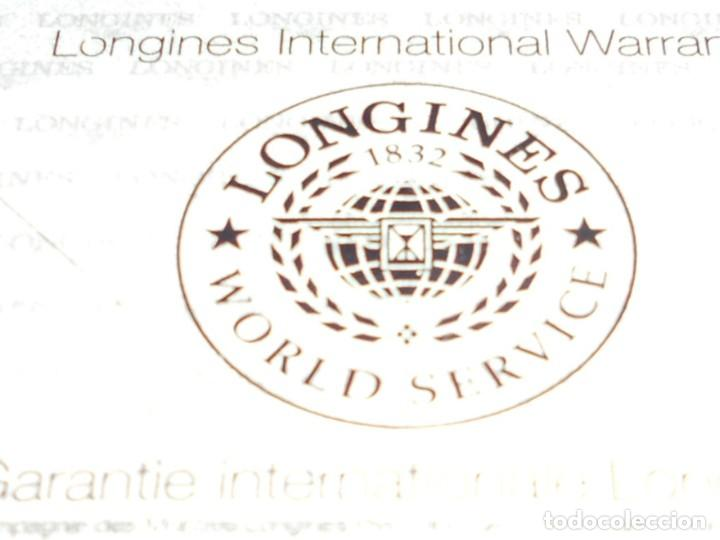 Relojes - Longines: RELOJ LONGINES CONQUEST DE ACERO - Foto 17 - 272124218