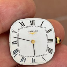 Relojes - Longines: MOVIMIENTO RELOJ LONGINES CAL. L 847.4 CARGA MANUAL FUNCIONANDO. Lote 278417298