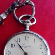 Relojes - Longines: RELOJ DE BOLSILLO LONGINES. Lote 288352073