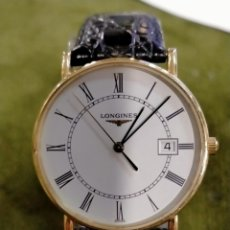 Relojes - Longines: RELOJ DE PULSERA CABALLERO LONGINES REF-7765. Lote 290955488