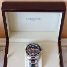 Relojes - Longines: RELOJ LONGINES HYDROCONQUEST AUTOMÁTICO 44 MM.. Lote 294025388