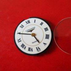 Relojes - Longines: MAQUINA DE CUARTZO MARCA LONGINES. Lote 295815333