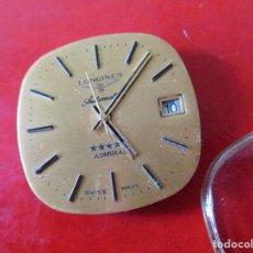 Relojes - Longines: MAQUINA DE CUARTZO MARCA LONGINES. Lote 295815578