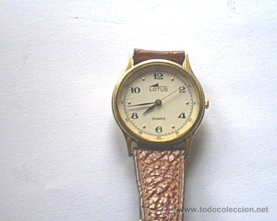 RELOJ LOTUS (Relojes - Relojes Actuales - Lotus)