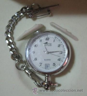 Relojes - Lotus: Otra foto del reloj de enfermera. - Foto 2 - 23677571