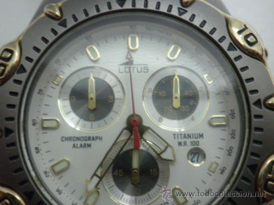 5b214722ab0d Watches - Lotus  reloj lotus titanium 9665 - Esfera blanca - Foto 3 -  31403538