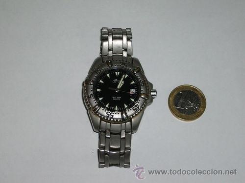LOTUS W.R 100M QUARTZ (Relojes - Relojes Actuales - Lotus)