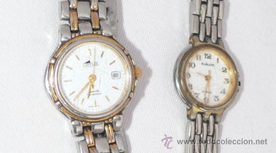 Relojes - Lotus: LOTE RELOJES RELOJ LOTUS RADIANT Y DUWARD MUJER - Foto 2 - 38793463