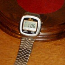 Relojes - Lotus: VINTAGE,RELOJ LOTUS DIGITAL.AÑOS 70,FUNCIONANDO.. Lote 73981075