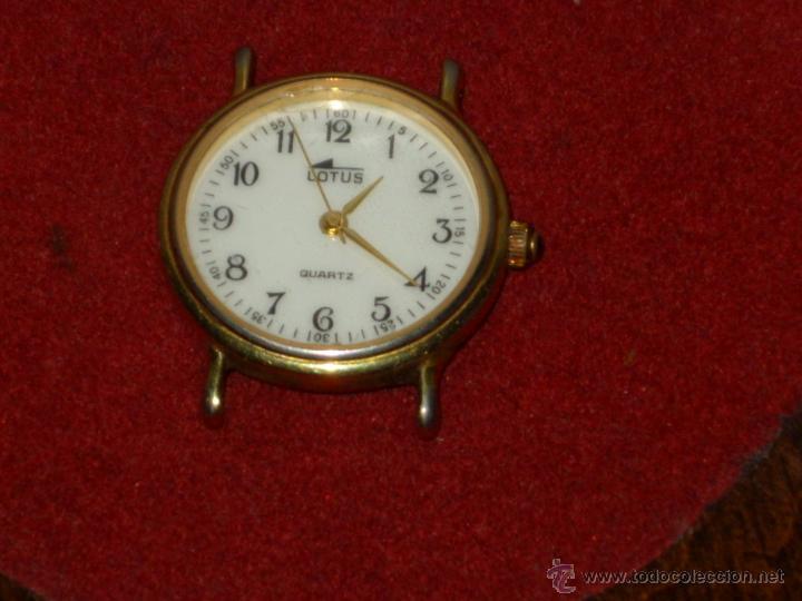 RELOJ DE PULSERA DE MUJER MARCA LOTUS.COLECCIONISTAS. (Relojes - Relojes Actuales - Lotus)