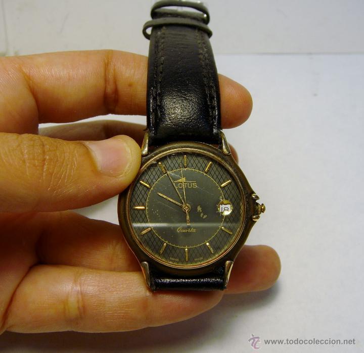 Relojes - Lotus: Reloj de pulsera Lotus. Quartz. - Foto 2 - 44243264