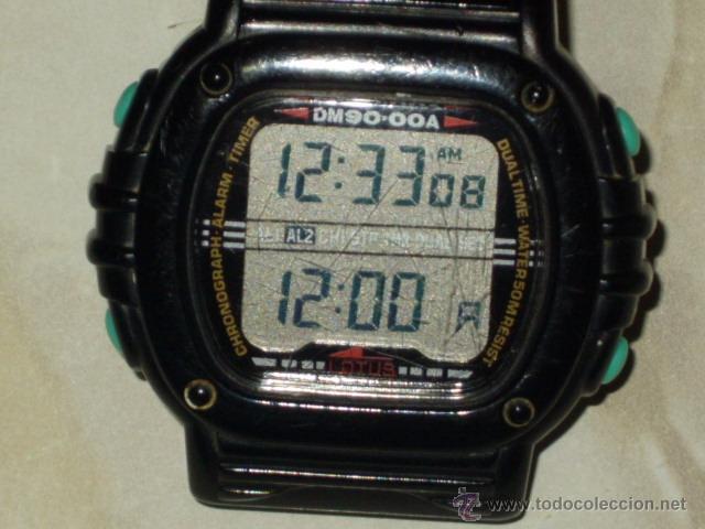 Relojes - Lotus: RELOJ LOTUS .AÑOS 70,LEER EN EL INTERIOR. - Foto 6 - 44420671