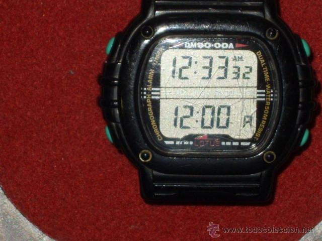 Relojes - Lotus: RELOJ LOTUS .AÑOS 70,LEER EN EL INTERIOR. - Foto 9 - 44420671