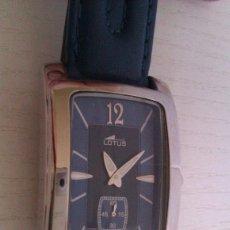 Relojes - Lotus: BONITO Y ELEGANTE RELOJ LOTUS UNISEX MUY POCO USO PUES PROVIENE DE UNA COLECCION PRIVADA. Lote 47022429