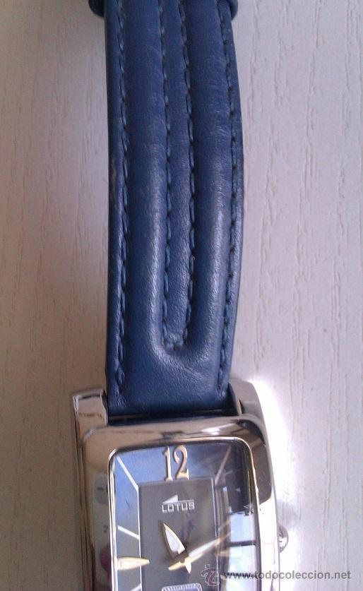 Relojes - Lotus: BONITO Y ELEGANTE RELOJ LOTUS UNISEX MUY POCO USO PUES PROVIENE DE UNA COLECCION PRIVADA - Foto 2 - 47022429