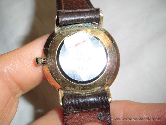 Relojes - Lotus: RELOJ LOTUS DE CUARZO CON CALENDARIO PARA PIEZAS NO FUNCIONA - Foto 6 - 48198178