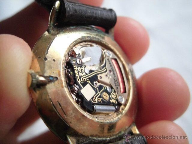 Relojes - Lotus: RELOJ LOTUS DE CUARZO CON CALENDARIO PARA PIEZAS NO FUNCIONA - Foto 9 - 48198178