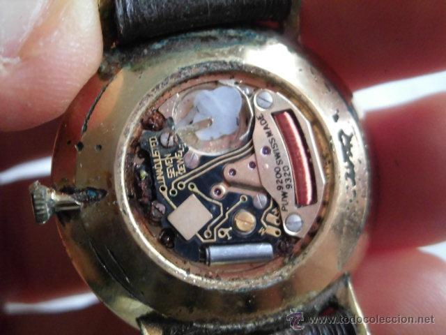Relojes - Lotus: RELOJ LOTUS DE CUARZO CON CALENDARIO PARA PIEZAS NO FUNCIONA - Foto 11 - 48198178