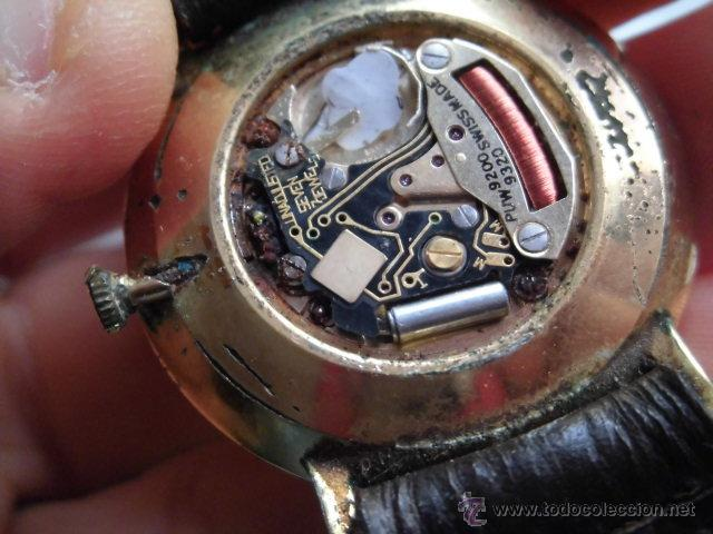Relojes - Lotus: RELOJ LOTUS DE CUARZO CON CALENDARIO PARA PIEZAS NO FUNCIONA - Foto 13 - 48198178