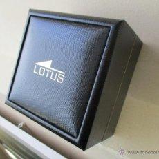 Relojes - Lotus: ESTUCHE, CAJA DE RELOJ LOTUS. Lote 49480360