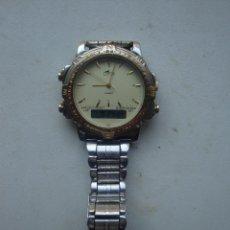 Relojes - Lotus: RELOJ LOTUS DE PULSERA- MODELO ANTIGUO- FUNCIONANDO. Lote 51471073