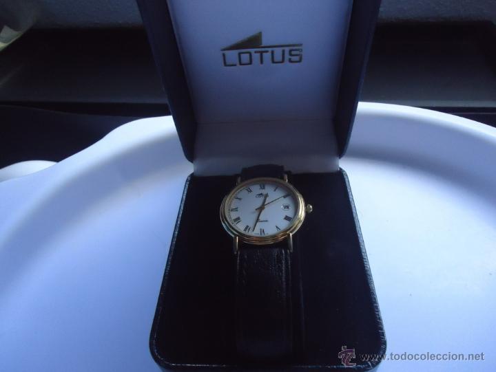 Relojes - Lotus: Reloj antiguo Lotus clásico - Foto 2 - 52552064