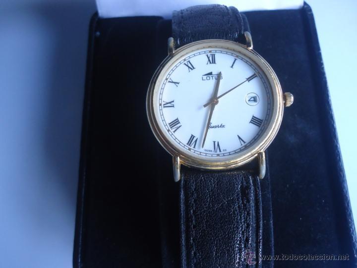 Relojes - Lotus: Reloj antiguo Lotus clásico - Foto 3 - 52552064
