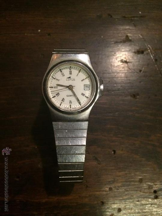 ANTIGUO RELOJ MARCA LOTUS DE SEÑORA DE LOS AÑOS 60-70 (Relojes - Relojes Actuales - Lotus)